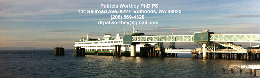 Patricia Worthey PhD P.S. Logo